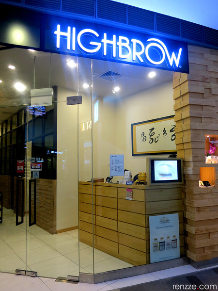 Enliven your brows with HighBrow