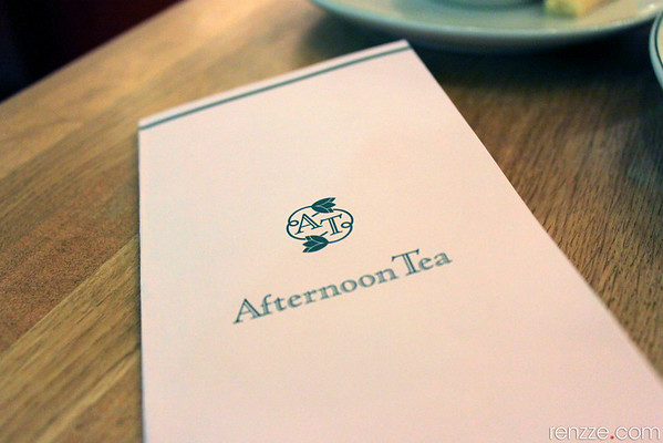 Japanese Cafe – Afternoon Tea in Shanghai