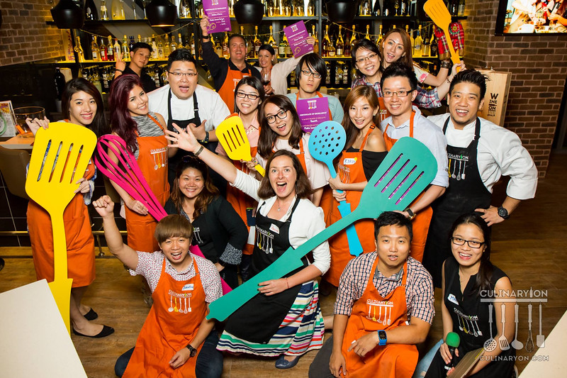 Asia's Largest Culinary Edutainment Studio, CULINARYON!
